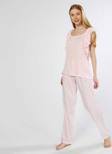 Limon Company Pijama Takım Renkli
